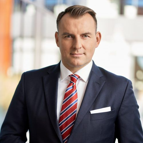 Michał Kwieciński, RK Legal (Polska)